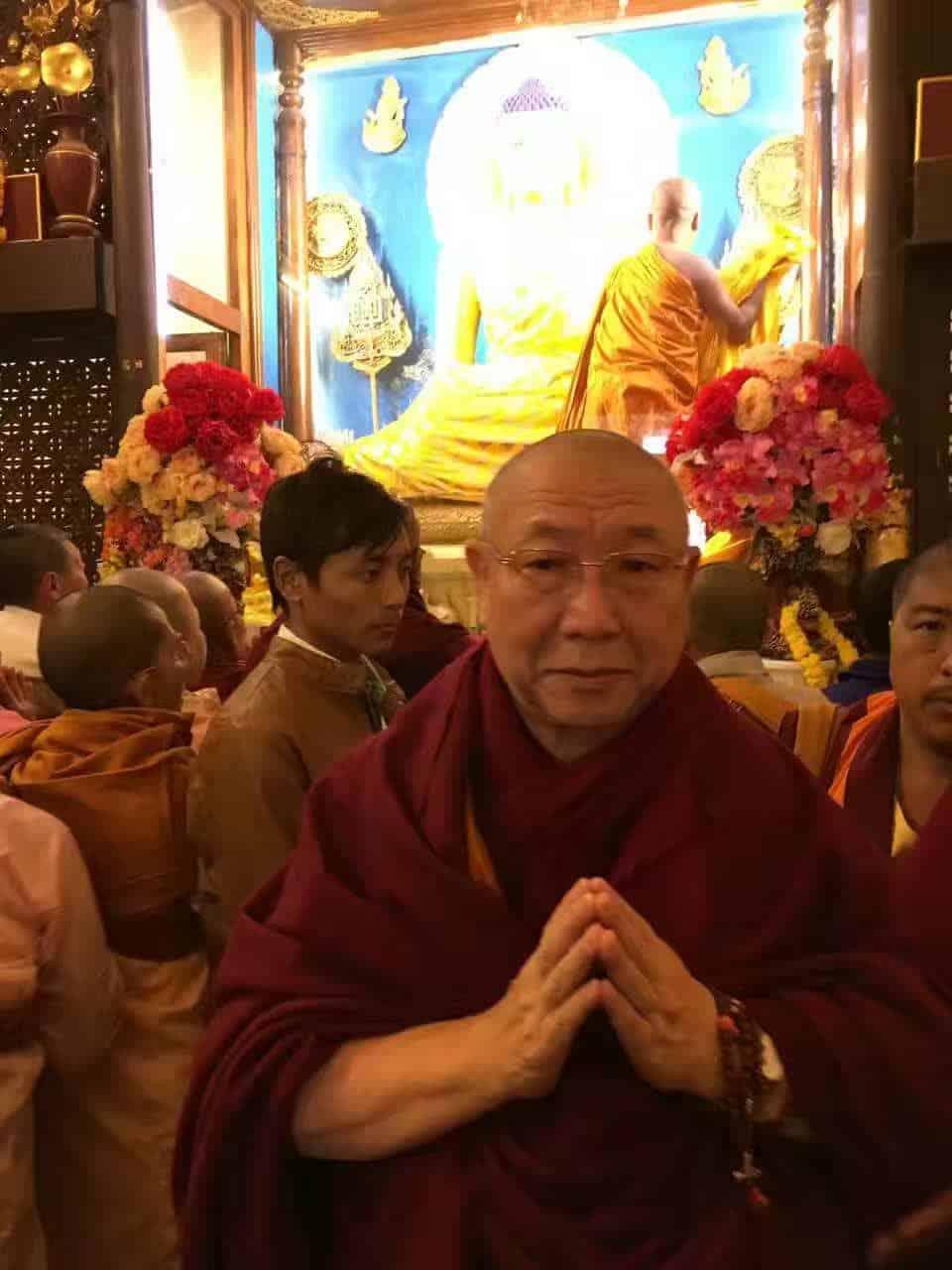 Gosok Rinpoche India 2017 74bdbf0eb0c16da0df61e41097d08b9