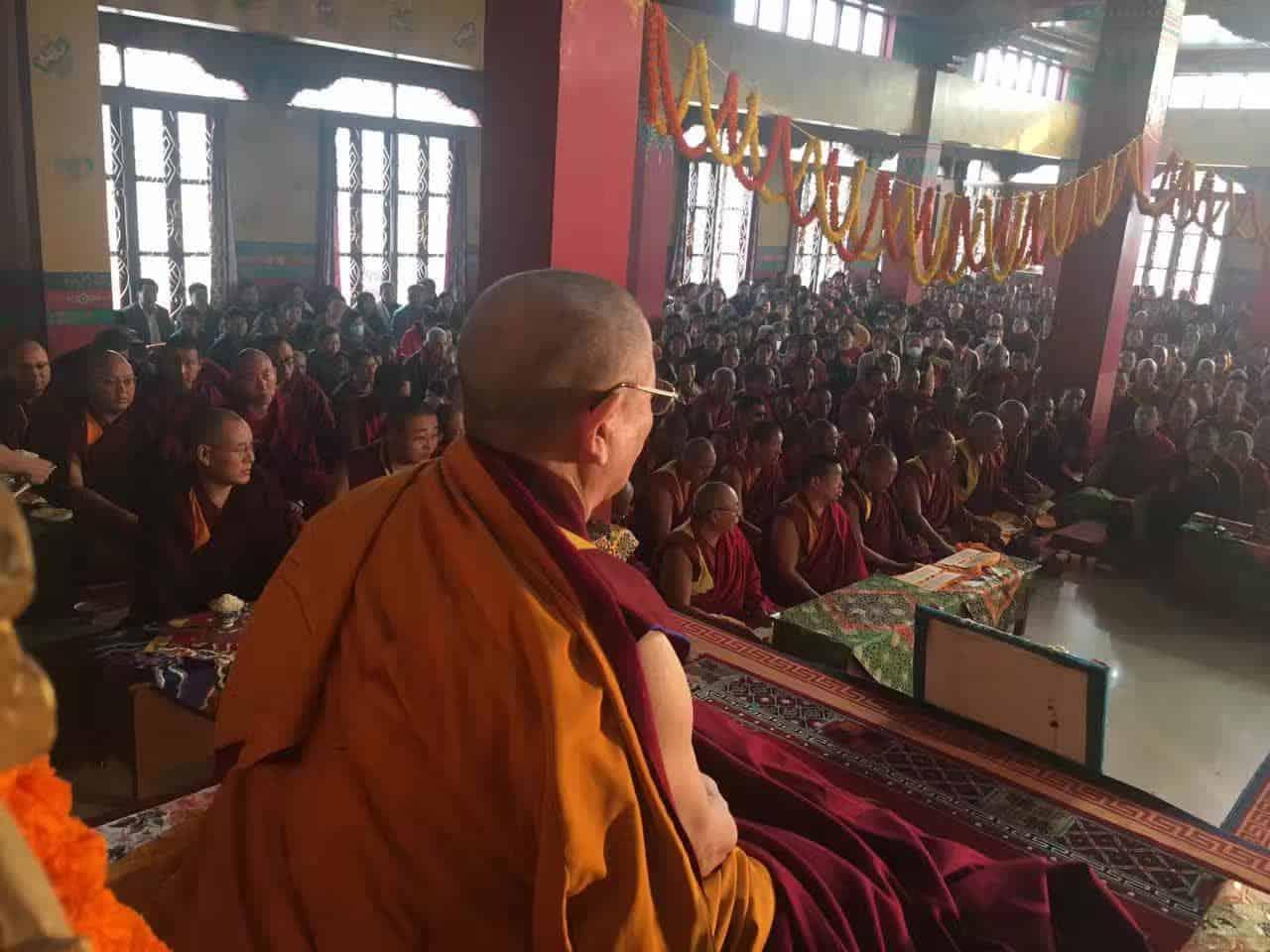 Gosok Rinpoche India 2017 longlife 0eda6901bc8a41b91dad71167882fed