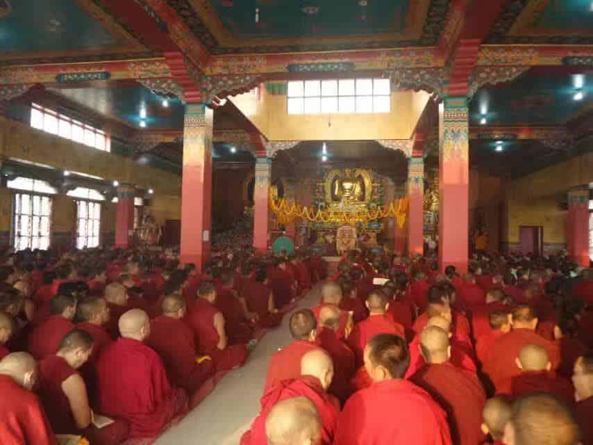 Gosok Rinpoche India 2017 longlife 812426a22ba65ea2cb44f03b750977f