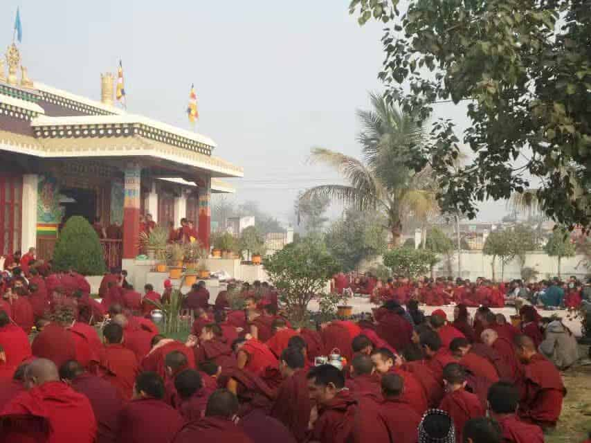 Gosok Rinpoche India 2017 longlife c417a63a0c402efa6b99b8abaf8e6de