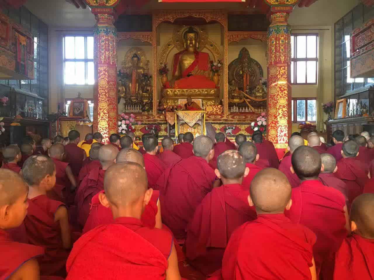 Gosok Rinpoche Nepal 2017 20170424205722