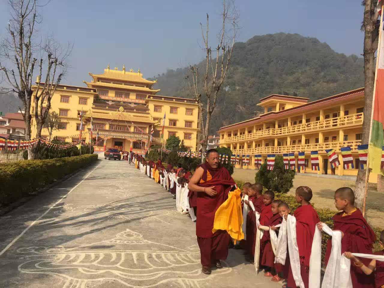 Gosok Rinpoche Nepal 2017 20170424205755