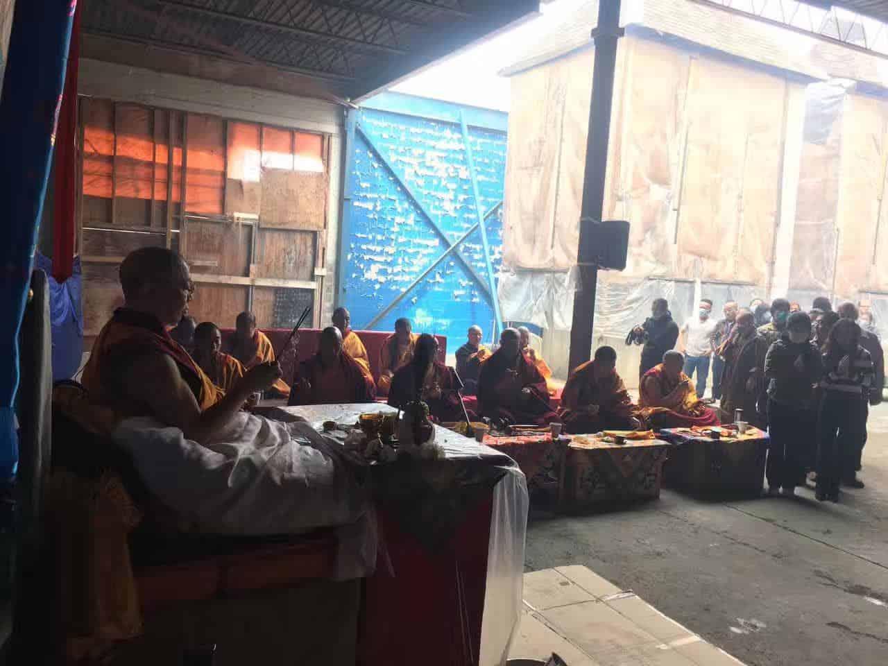 Gosok Rinpoche Toronto Yamantaka 20170501144718
