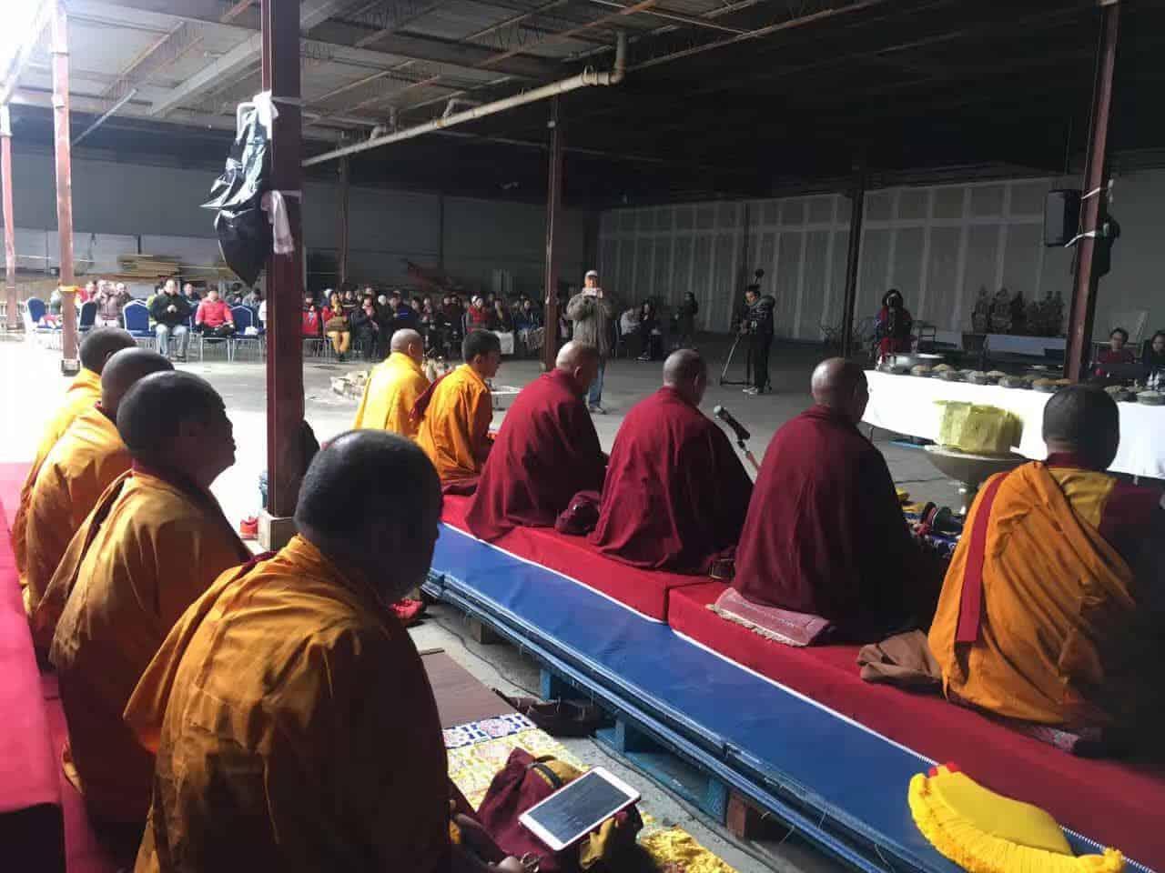 Gosok Rinpoche Toronto Yamantaka 20170501144753