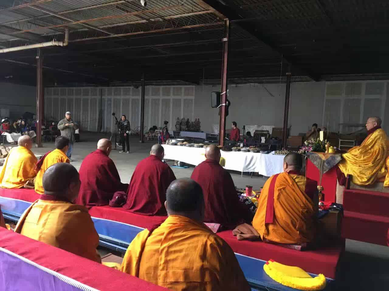 Gosok Rinpoche Toronto Yamantaka 20170501144812