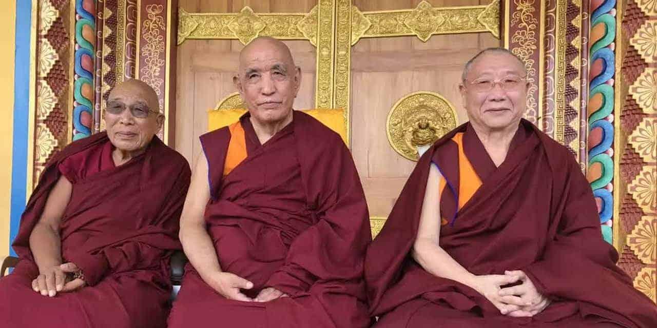 Ganden Tripa Jangtsey Chojey Sharpa Chojey 20170916165807