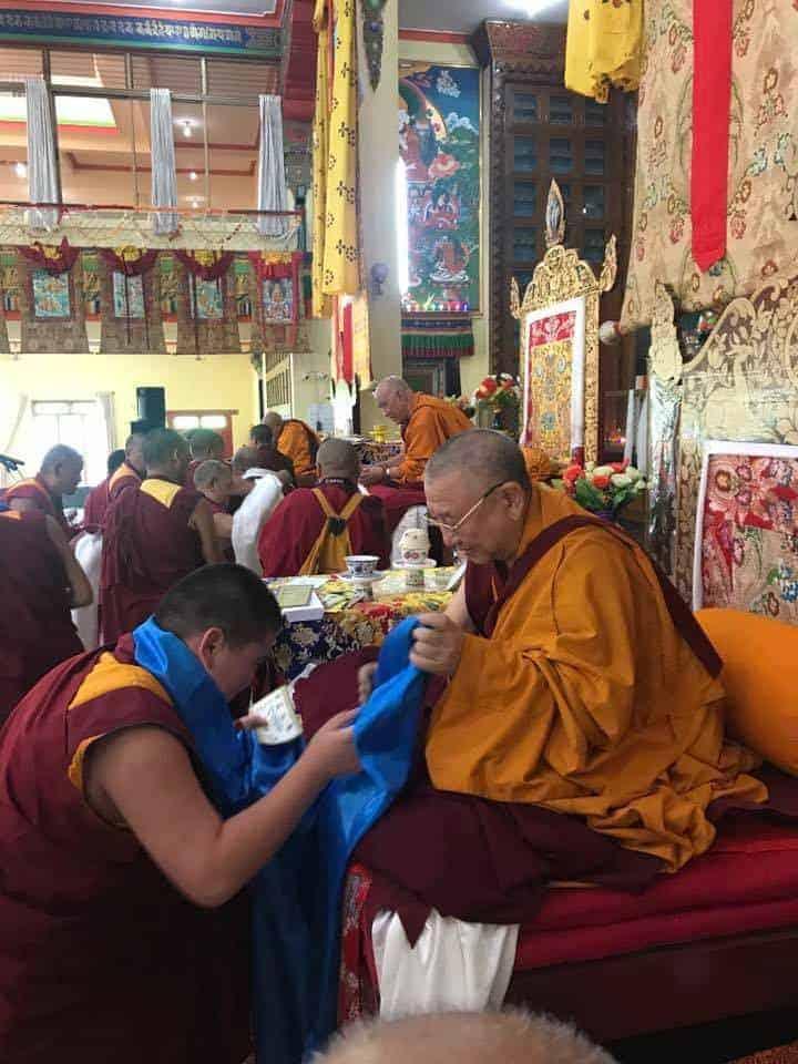 GosokRinpoche Drepung 21616298_709227682602533_2654570860074886337_n