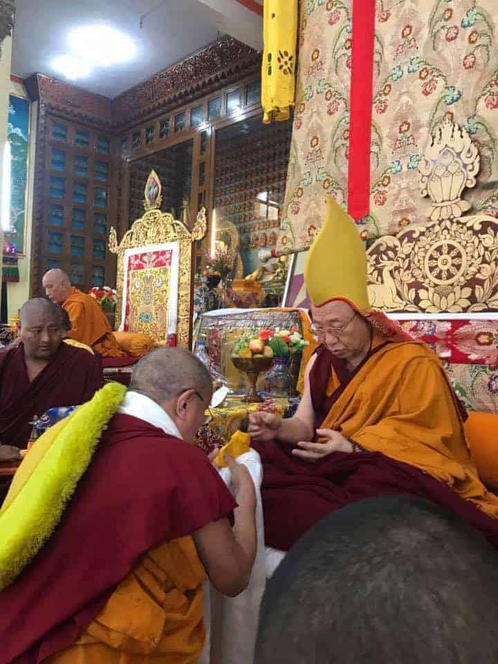 GosokRinpoche Drepung 21740703_709228179269150_7117320469905013599_n