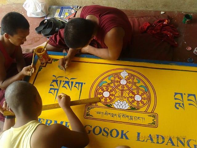 Gosok Ladang 2012-05-29 Painting Street Sign 31