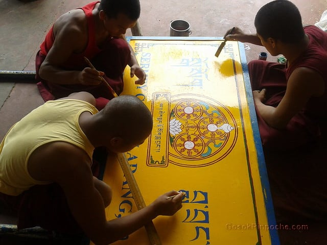 Gosok Ladang 2012-05-29 Painting Street Sign 33