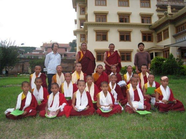 Gosok Ladang 2012-09-04 Examination result announcement 31