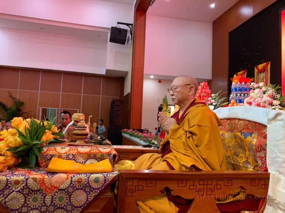 Gosok Rinpoche - Vietnam 20190118024622918
