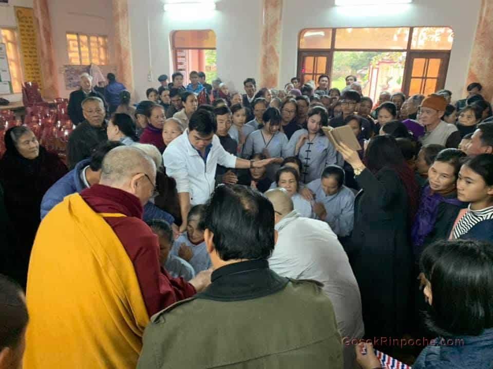 Gosok Rinpoche - Vietnam 20190118031013404