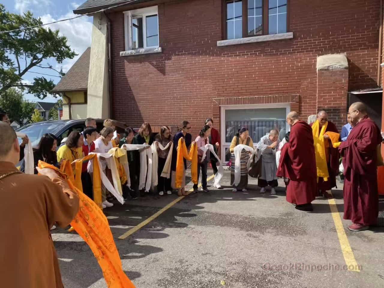 Gosok Rinpoche Leaving Toronto 20190926184004