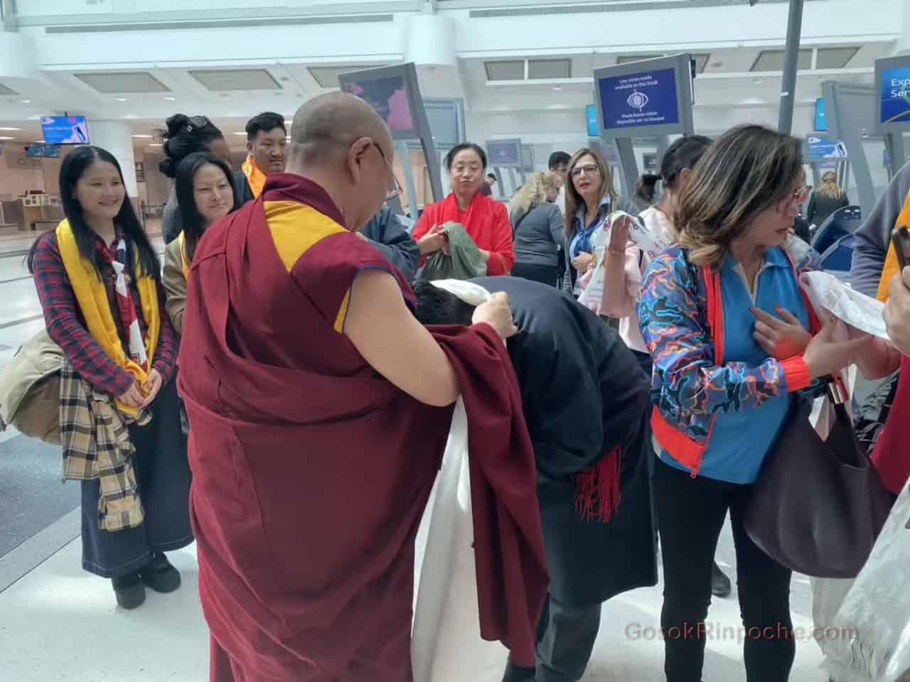 Gosok Rinpoche Leaving Toronto 20190926184117