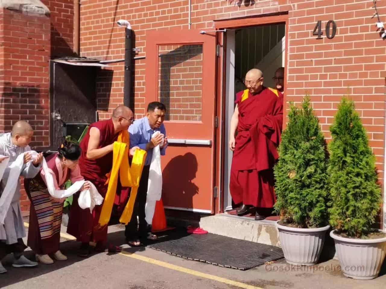 Gosok Rinpoche Leaving Toronto 20190926184238