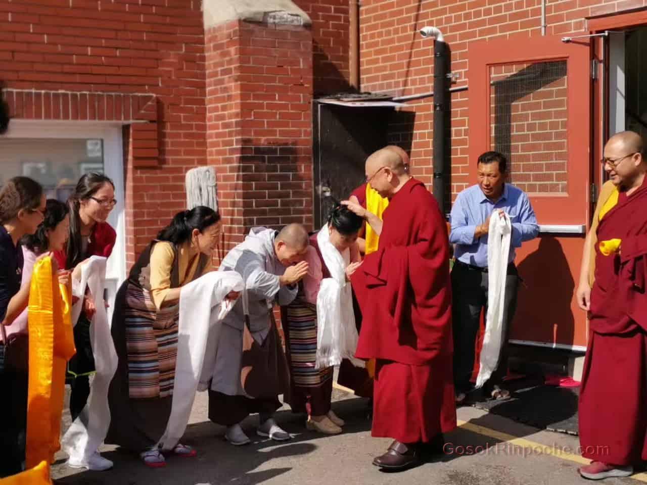 Gosok Rinpoche Leaving Toronto 20190926184244