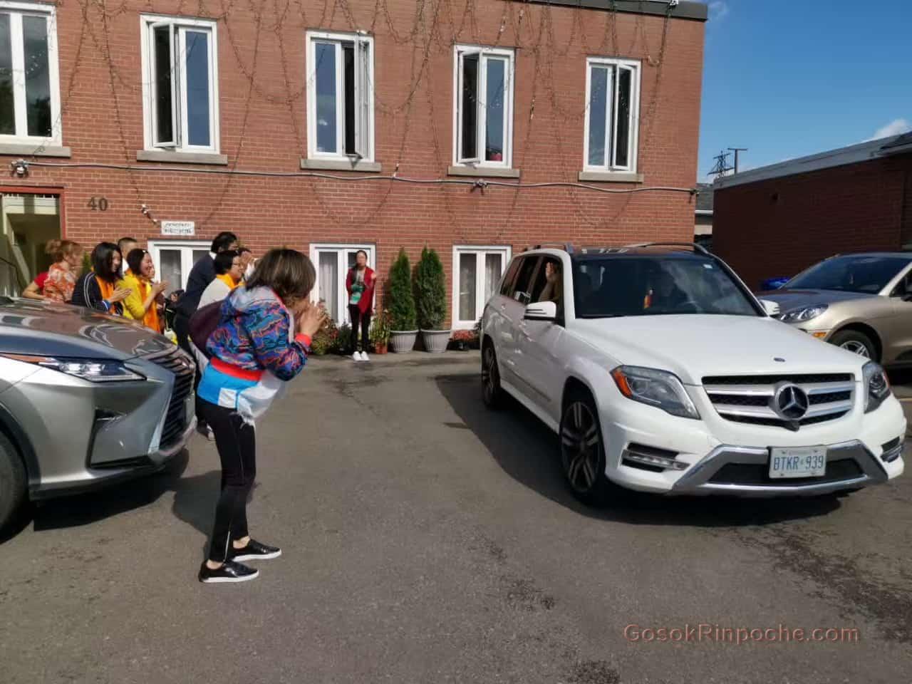 Gosok Rinpoche Leaving Toronto 20190926184255