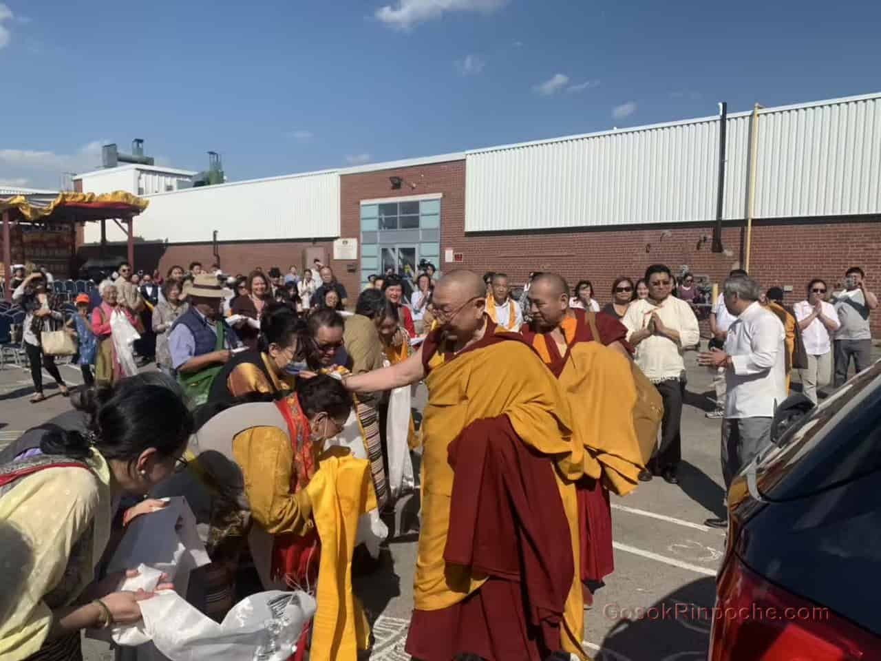 Gosok rinpoche Yamantaka Fire Puja 20190922225958